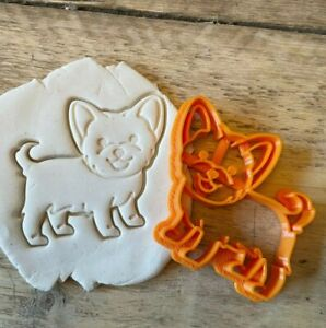 Yorkshire Terrier cookie cutter, dog biscuits, animal, pets, cute