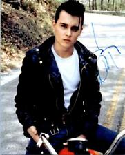 Johnny Depp Autographed 8x10 Photo signed Picture + COA