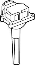 Nissan/INFINITI 22448-JA11C Direct Ignition Coil.