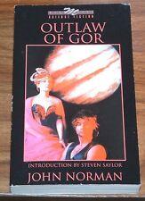 JOHN NORMAN Outlaw Of Gor FINE Masquerade CHRONICLES/COUNTER-EARTH #2 Tarl Cabot