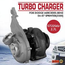 GT2256V Turbo charger FOR Mercedes-PKW Sprinter 2.7L 216 316 416CDI OM647 Good