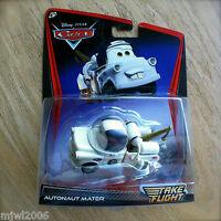 Disney PIXAR Cars TAKE FLIGHT AUTONAUT MATER TOONS Moon Mater Astronaut