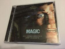 MAGIC (Jerry Goldsmith) OOP La-La Land Ltd (2000) Score OST Soundtrack CD NM