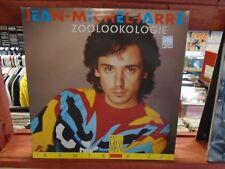 Jean Michel Jarre Zoolookologie [St. Germain] 12 Inch 1985 Dreyfus EX 45 RPM