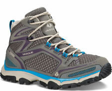V9 Demo Vasque Inhaler II Mid GTX Hiking Trail Boot Women 11 Moon Mist / Plum