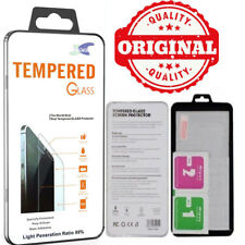 Gorilla- CLEAR Tempered Glass Film Screen Protector For SAMSUNG GALAXY A5 2017