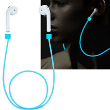 Laccio cavo sicurezza anti smarrimento fluorescente luminoso per Apple Airpods