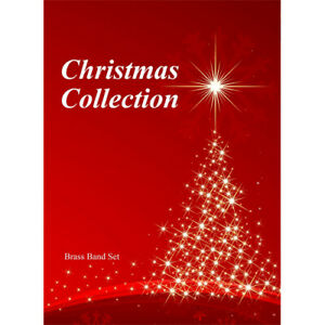 Christmas Collection - Brass Band Set (A5 March Card Size)