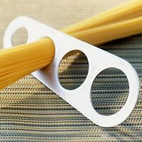 Pasta Measurer Spaghetti Noodle Portion Measure Tool Kitchen Stainless Steel