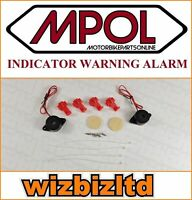 Yamaha 1300 FJR AE 2014-2019 [Blinker Warnung Alarm] [2x 85db Lautsprecher]