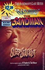 Sandman's Last Rites Sleepstalker #1 NM 1995 Stock Image