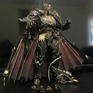 Square Enix DC Comics Variant Arts Kai Batman Action Figure Steampunk Version