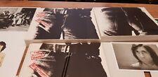 "ROLLING STONES ""STICKY FINGERS"" 3 CD- DVD-7"" VINYL-BOOK-MEMORABELIA-BOX SET"