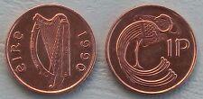 Irlanda/Ireland 1 Penny 1990-2000 p20a unz.