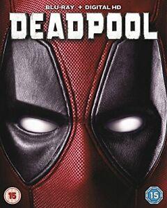Deadpool [Blu-ray] [2016] [DVD][Region 2]