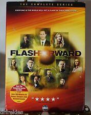 FlashForward: The Complete Series (DVD, 2010, 5-Disc Set) Sealed