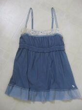 Abercrombie & Fitch Top Adjust Straps / Tank / Med / Great Condition Barely Worn