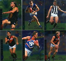 1996 AFL Select Centary Classic Collectable 110 Card Set.