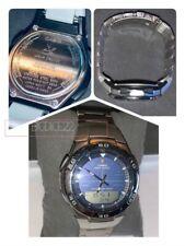 Casio WaveCeptor Illuminator WVA-105H Atomic Radio Controlled Watch 50M Resist