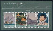 2009 GB THE AGE OF THE TUDORS MINI SHEET FINE MINT MNH SG MS2930