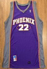 Brevin Knight Phoenix Suns Game Issued Worn Used Reebok Procut Jersey size 48 22