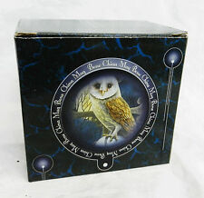 OWL Boxed Bone China Mug - Lisa Parker - BARN OWL - BNIB
