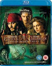 Pirates Of The Caribbean: Dead Man's Chest [Blu-ray], Very Good DVD, ,
