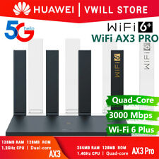HUAWEI AX3 PRO WiFi 6+ Plus 3000 Mbps 5G Dual-Band Router Home Wireless Network
