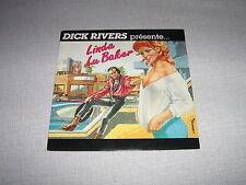 DICK RIVERS EP HOLLANDE PROMO LINDA LU BAKER