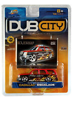 2003 Jada Dub City #034 Cadillac Escalade Dub City Fire Dept
