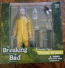 BREAKING BAD Walter White Los Pollos Hermanos 2013 Con Exclusive Mezco Figure