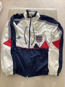 England Tracksuit Italia 90