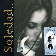 SOLEDAD: Yo Si Quiero a Mi Pais Import Audio CD