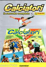 CALCIATORI PANINI=1997/98=RISTAMPA INTEGRALE DELL'ALBUM=EDITO DA  PANINI-GDS
