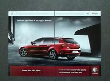 [GCG] K227- Advertising Pubblicità -2008- ALFA ROMEO 159 SPORT