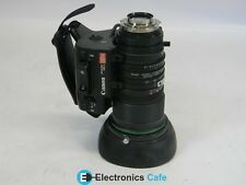 """Canon YJ17x9.5B4 KRS PX12 2/3"""" Professional Broadcast Zoom Lens"""