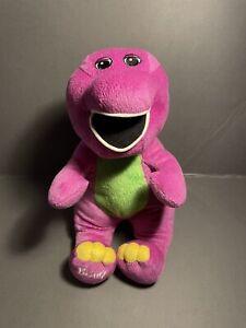 barney the dinosaur plush