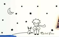 The Little Prince Wall Decal Stickers Stars Moon Childs Bedroom Nursery Playroom