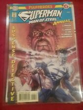 Superman: The Man of Steel Annual 6 DC 1997 64 pages VF (7.5/8.0)