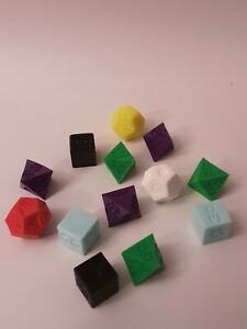 Star Wars Dice for Edge of Empire, Age of Rebellion, Force and Destiny RPGs