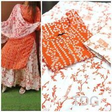 Indian Pakistani Designer New Cotton Salwar Kameez Dress Anarkali Sharara Suits