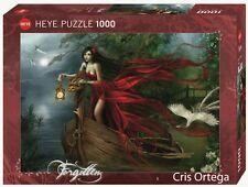 Cris ortega-Swans-Heye puzzle 29389 - 1000 PCs.