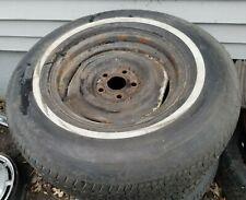15 Inch Steel Wheel for 64-71 Ford Thunderbird T-Bird Galaxie Fairlane Torino