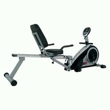 NEW Bodyworx KR905AT 2in1 Rower and Recumbent Exercise Equipment