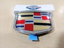 Grill Emblem Cadillac Crest - 2003-2007 CTS 2005-2007 STS 2004-2009 SRX 25765149