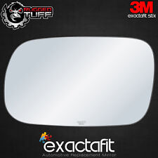Driver Side Mirror Glass Fits Subaru Forester Impreza Left Adhesive Replacement