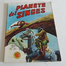 Comics Français   LUG  -   La Planète des singes   N° 3  sept21