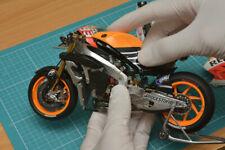 Tamiya MOTORCYCLE DETAIL-UP PARTS Collection