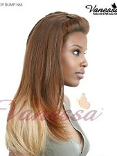 Vanessa Top Bump Lace Nia Wig (Colour 1, 1B, 2, 1B/30)