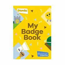 Girl Guiding Brownies Badge Book NEW official product